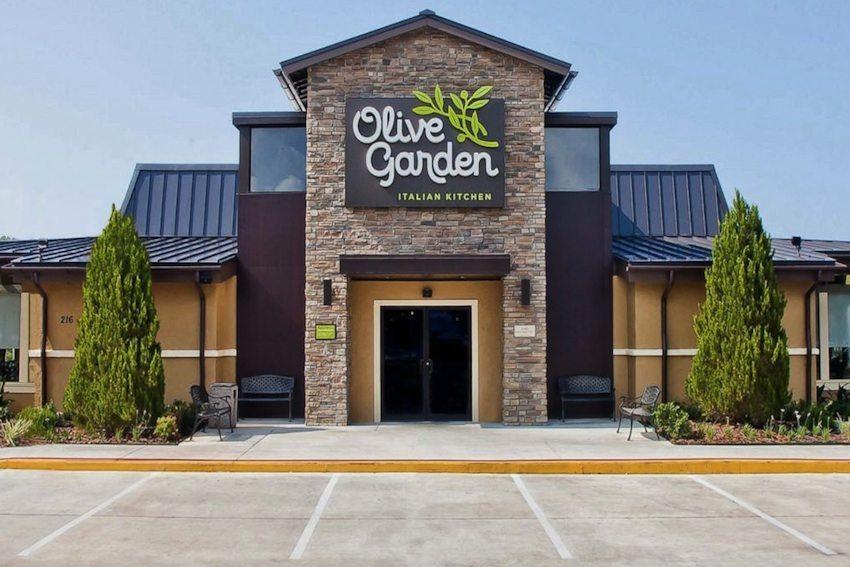 Olive Garden Staten Island Ny