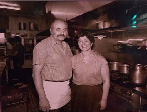 Luna Pizzeria serves Clovis meals for almost 50 years