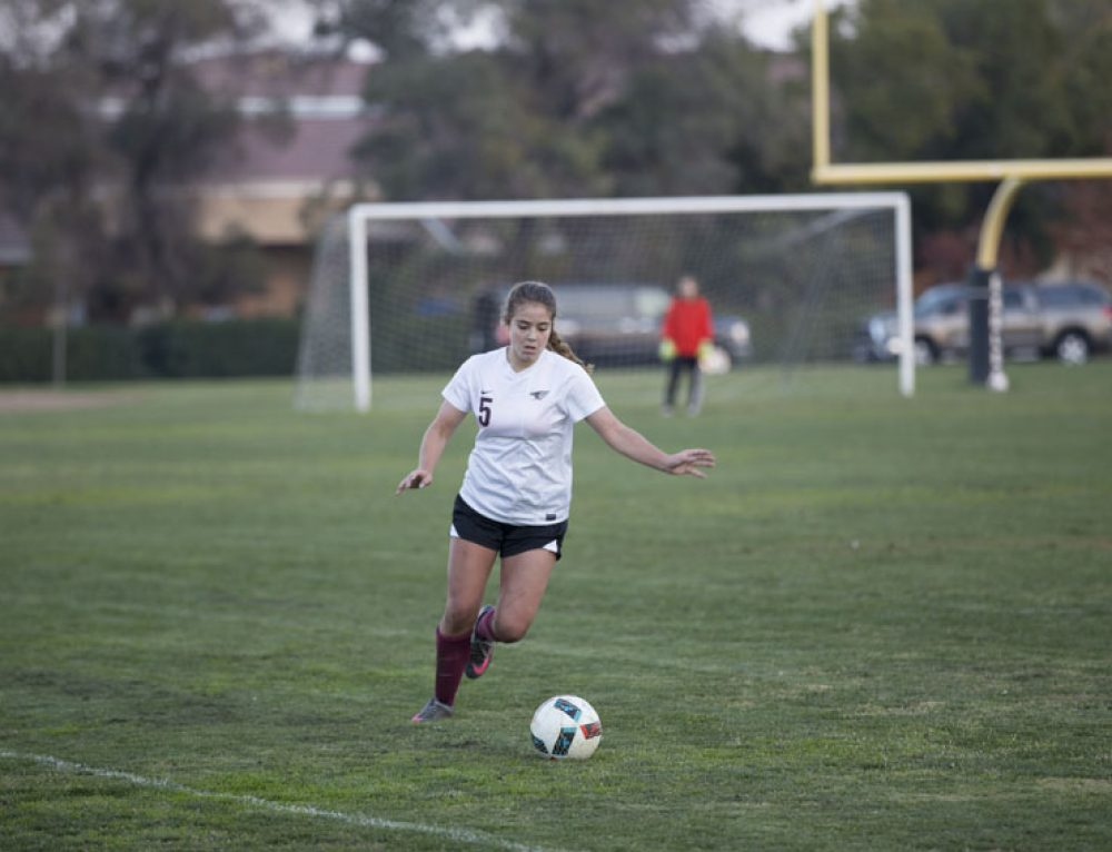 Profile: Jenna Bynum looks to pursue soccer after high school