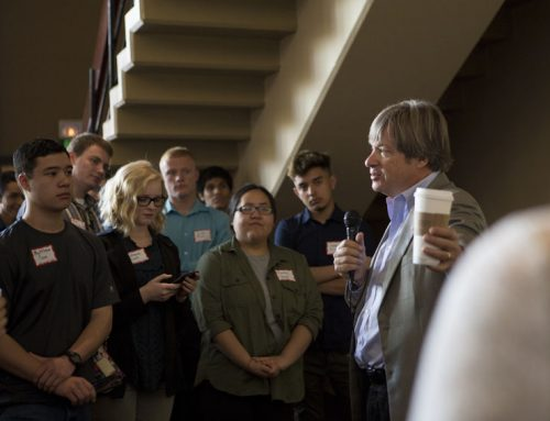 Dave Barry gives insight, entertains through comedy