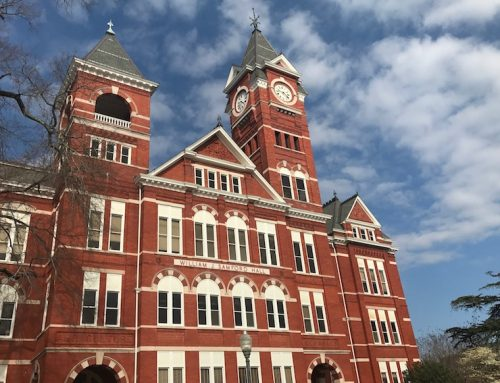 Auburn showcases renovated facilities, southern hospitality