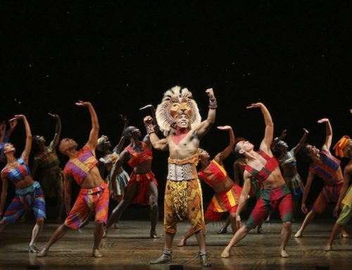 Elaborate costumes bring Broadway number to life