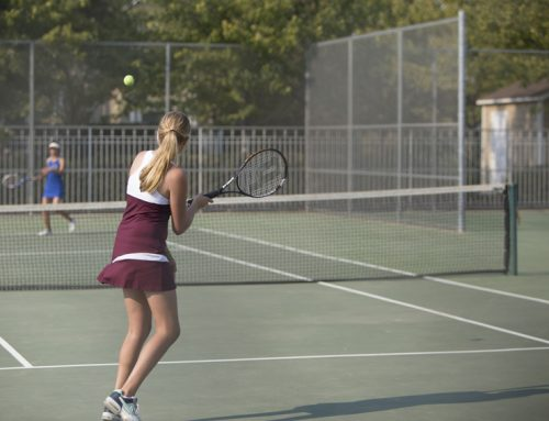 Promo: Girls tennis begins under new leadership
