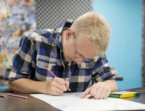Students refine talents and share stories through artistic pieces
