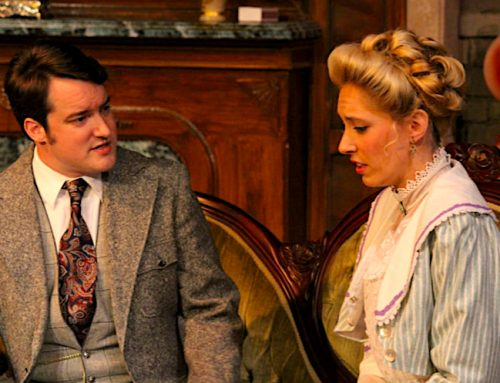Hound of the Baskervilles mystery on stage at 2nd Space