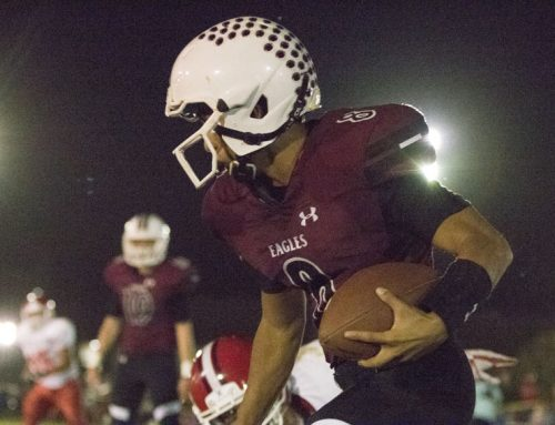 PROFILE: Tyler Villines leads football team with passion