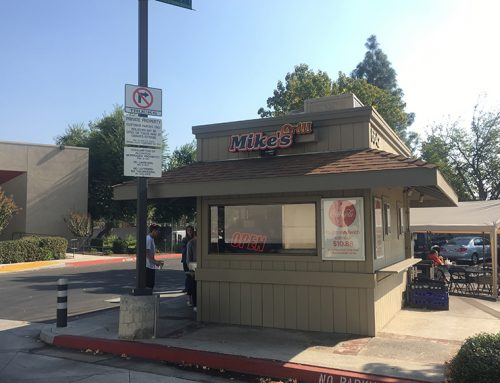 Mike's Grill provides quality barbecue, reasonable prices