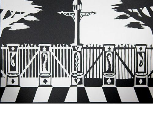 Feature Art No. 4 – Queens Street