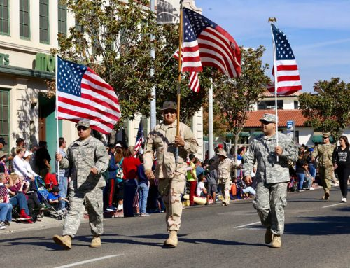 Guest Writers: Campus international students share experiences from Fresno Veterans Day Parade