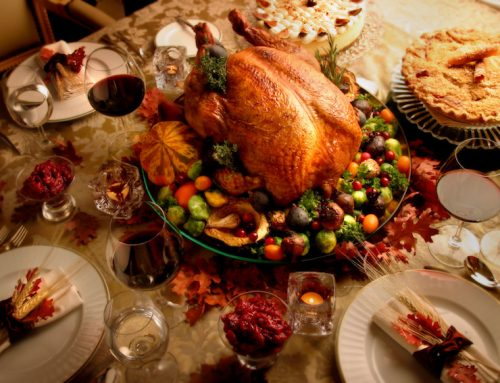 Join The Discussion: Thanksgiving