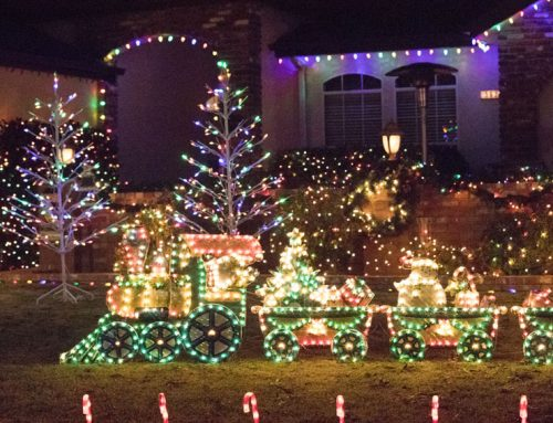 Cindy Lane invites visitors to Clovis area for Christmas displays