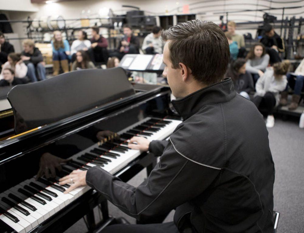 Ben Certain: Man behind the music