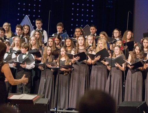 BREAKING: Spring Concert features campus choral department