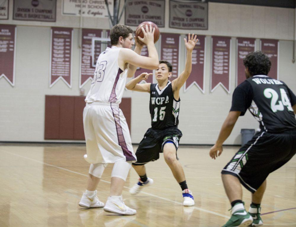 Promo: Varsity basketball seeks redemption in tournament, Dec. 16-17