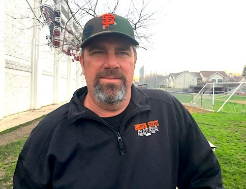 Retired MLB pitcher assists campus baseball program