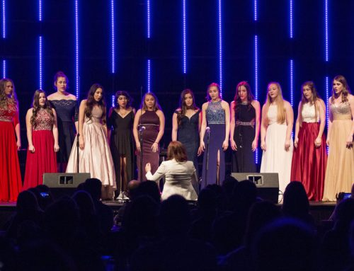 Students prepare for annual Valentine's Concert 'On a Night Like This', Feb. 15