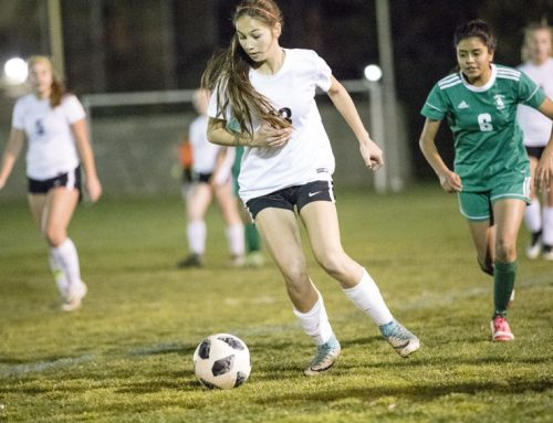 Girls soccer box scores 2018