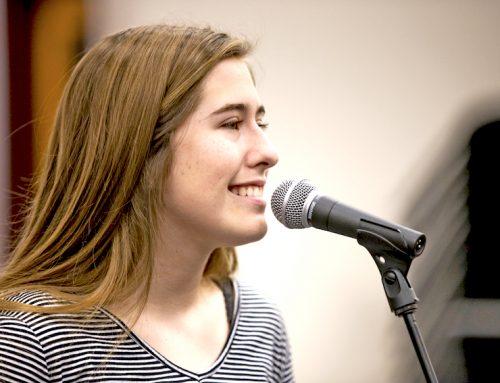 LETTER: Ensemble member thanks Susan Ainley