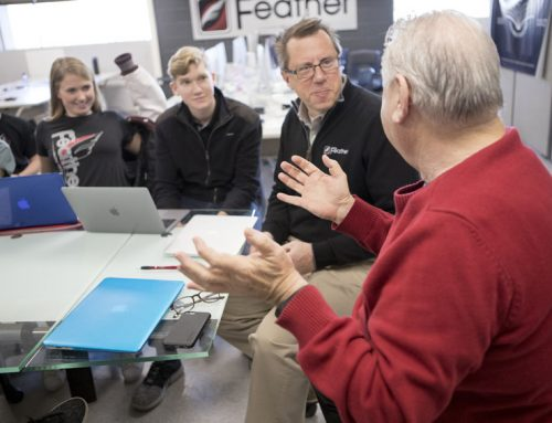 Feather Staff talks with former Fresno Bee Executive Editor, Jim Boren