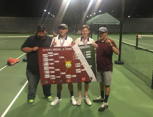 BREAKING: Doubles team wins WSL Individual tennis championship