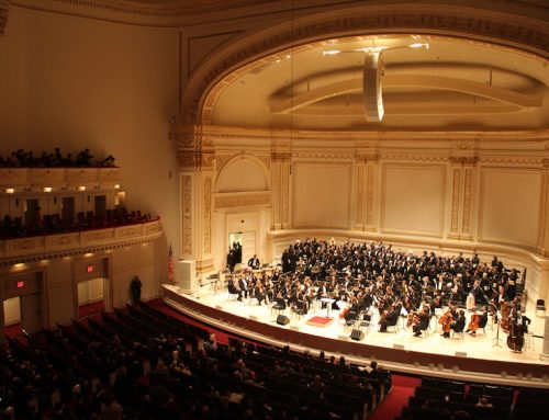 Campus choral groups to sing in historic Carnegie Hall