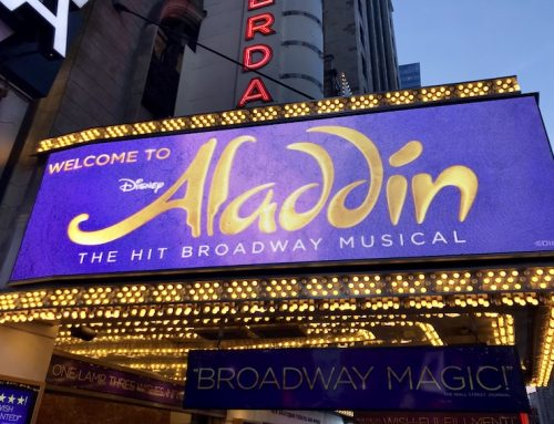 Broadway Aladdin combines theatrical talent with modern comedy