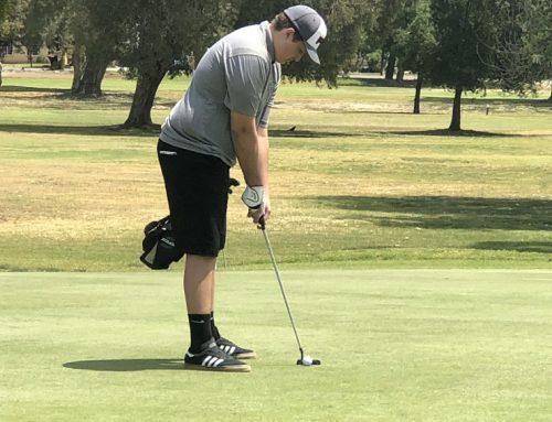 Golf box scores 2019