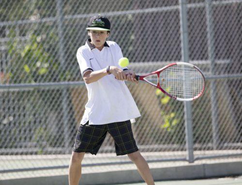 Promo: Boys tennis starts up season practice