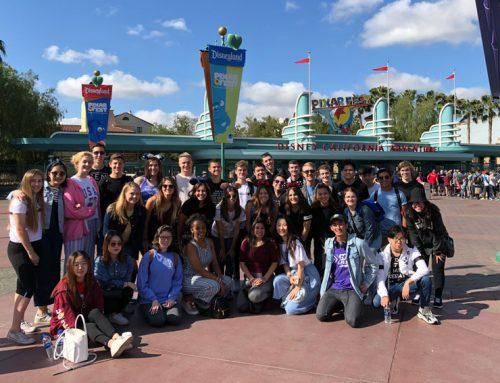 BREAKING: Class of 2018 embarks on annual senior trip to SoCal