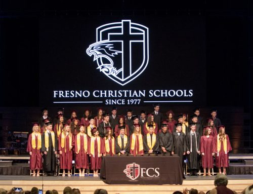 BREAKING: Seniors honored during 38th annual graduation