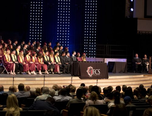 Join the Discussion: FCS graduation 2018