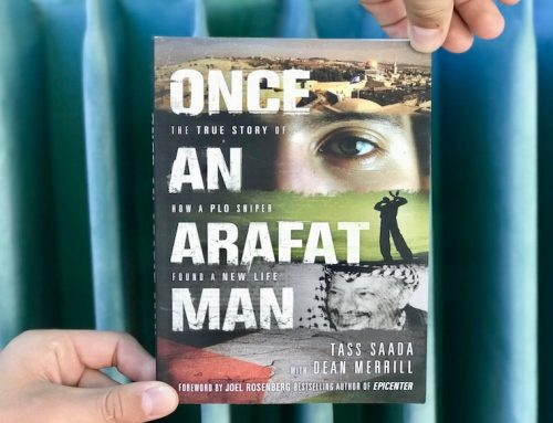 Book Review: Once an Arafat Man