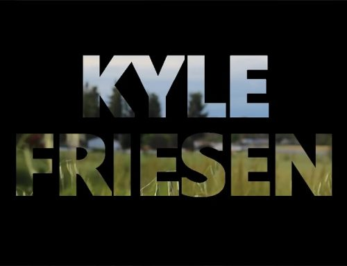 Reflections from Kyle Friesen
