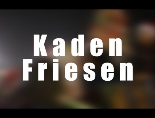 Reflections from freshman Kaden Friesen