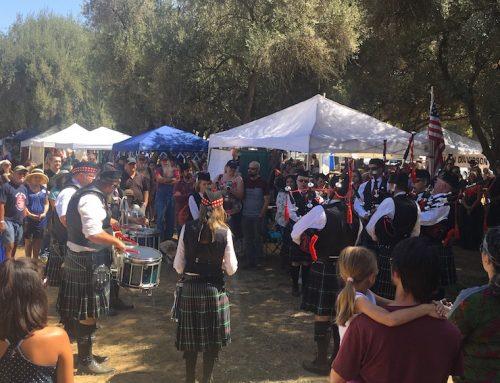 41st annual Scottish Highland games encourage heritage