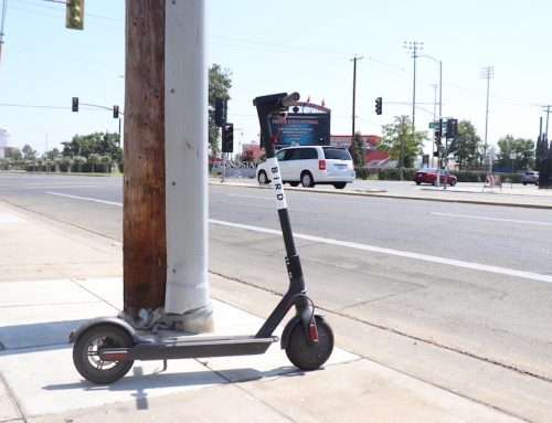 Bird Scooters take over the United States, and now Fresno