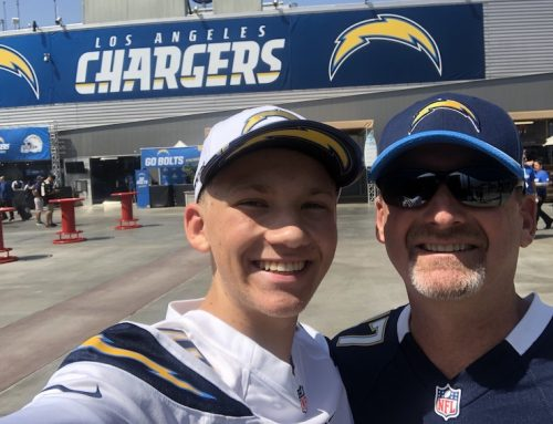 COLUMN: Small stadium, new Chargers experience