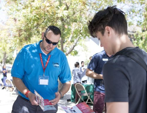 Join the Discussion: College Fair 2018