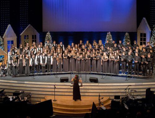 BREAKING: Final all-school spring choral concert, May 6