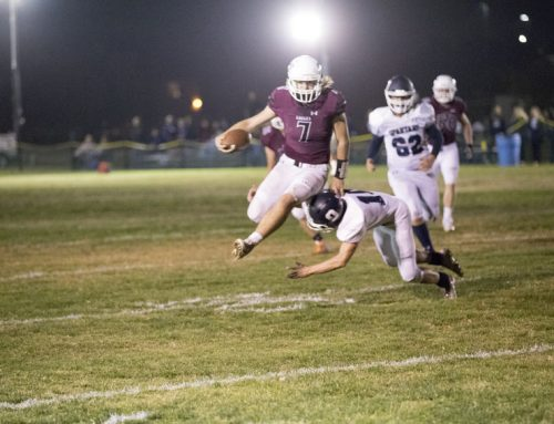 FC football team aims for 4th straight Valley championship