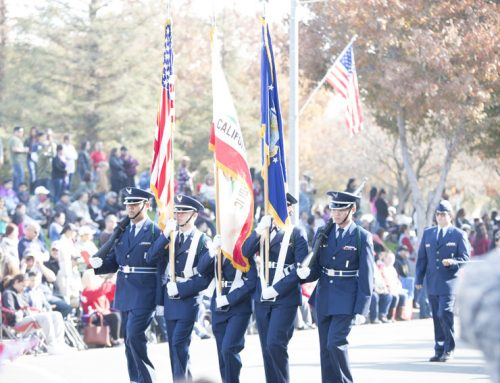 99th annual Fresno Veterans Day Parade