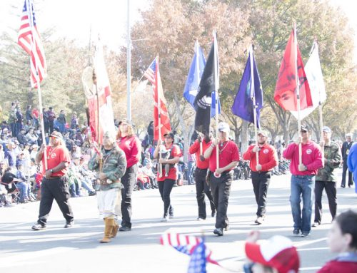 99th annual Fresno Veterans Day Parade spotlights Air Force