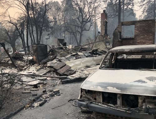 Camp Fire destroys City of Paradise, community rallies in support