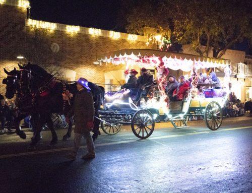 PROMO: Old Town Clovis prepares for annual Clovis Children's Electric Lights Parade, Dec. 7