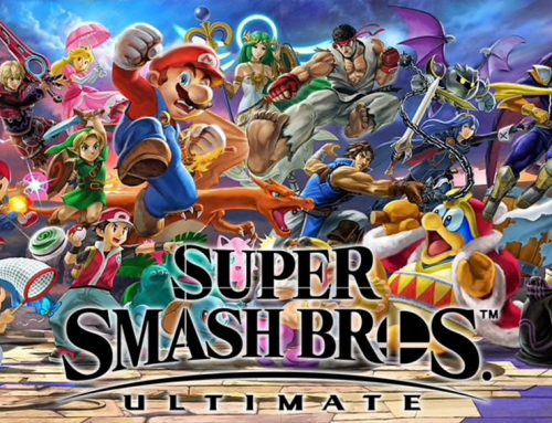 Super Smash Bros Ultimate offers immersive gameplay