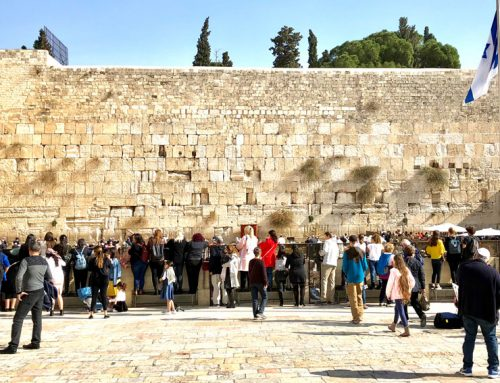 COLUMN: My experience in the Holy Land of Israel