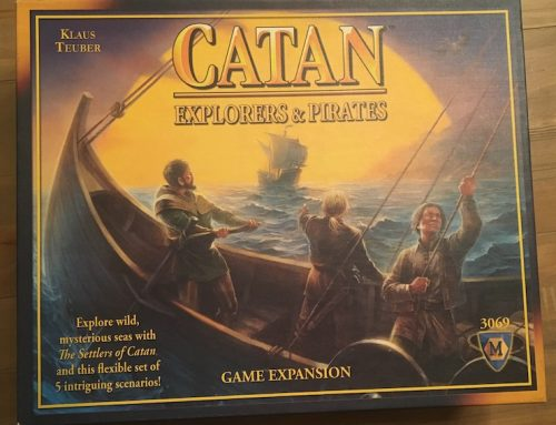 Settlers: Explorers and Pirates