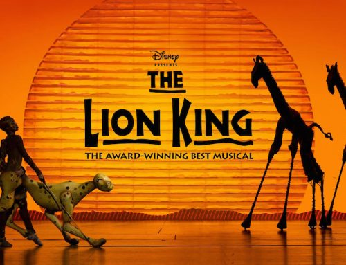 Disney's The Lion King Musical visits Fresno