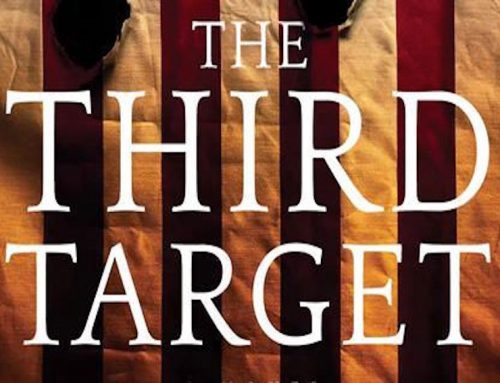 The Third Target offers suspense, while exposing ISIS' plan