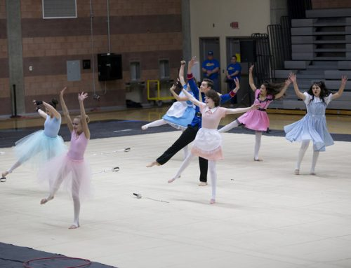 FC winter guard prepares for SJVCGPR championships
